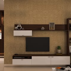 TV Unit:  Living room by Modulart