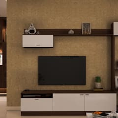 Modern living room by Modulart Modern