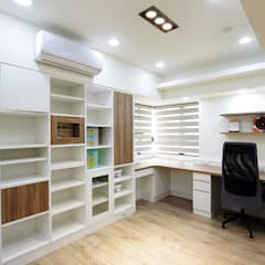 modern Study/office by 奕禾軒 空間規劃 /工程設計