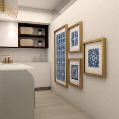 Douro Boutique Home: Cozinhas  por Filipa Sousa Interior Design