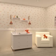 Baby room by Filipa Sousa Interior Design