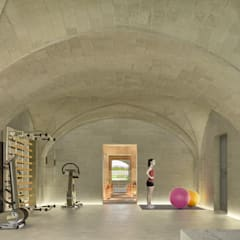 Ruang Fitness oleh architetto stefano ghiretti, Modern