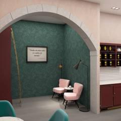 Canto de Leitura: Lojas e espaços comerciais  por Filipa Sousa Interior Design