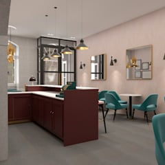 RedTea 3: Lojas e espaços comerciais  por Filipa Sousa Interior Design