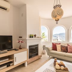 Ruang Keluarga by Home & Haus | Home Staging & Fotografía
