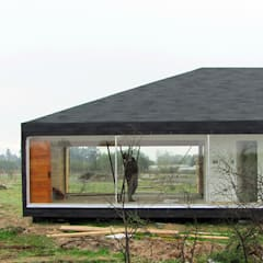 Casa en el Ramal: Casas unifamiliares de estilo  por mutarestudio Arquitectura