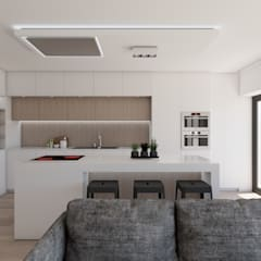 Cocinas de estilo  por DR Arquitectos , Moderno