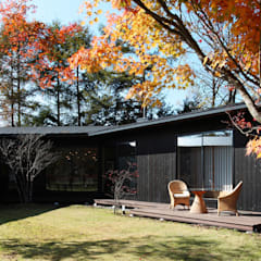 Country house by Studio tanpopo-gumi 一級建築士事務所,