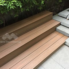 Front garden by 新綠境實業有限公司