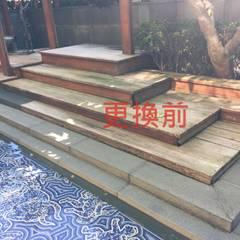 Projekty,  Podwórko zaprojektowane przez 新綠境實業有限公司
