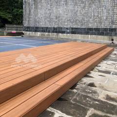 Flat roof by 新綠境實業有限公司