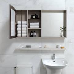 이누스바스 부띠끄마블 inus bath Boutique Marble: inus의  욕실,모던