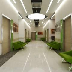 Hospitales de estilo  por ANTE MİMARLIK