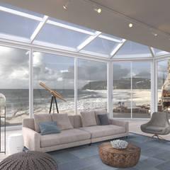 Ruang Keluarga oleh Dessiner Interior Architectural, Modern