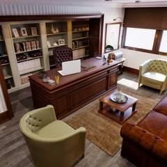 ANTE MİMARLIK  – Meydan & Süngü Hukuk Bürosu:  tarz Ofisler ve Mağazalar