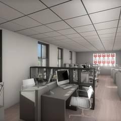 Espace de travail : Bureau de style  par réHome