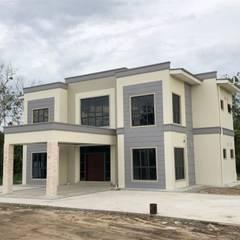 Single family home by PT. Leeyaqat Karya Pratama