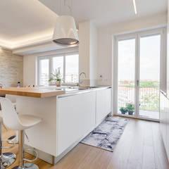 ห้องครัว โดย EF_Archidesign, มินิมัล