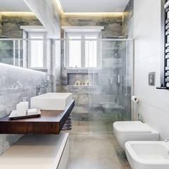 ห้องน้ำ โดย EF_Archidesign, โมเดิร์น