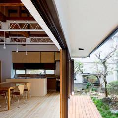 Patios & Decks by すずき/suzuki architects (一級建築士事務所すずき)