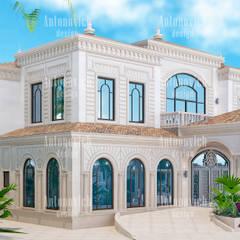 Brilliant Exterior Design in Abuja:  Commercial Spaces by Luxury Antonovich Design