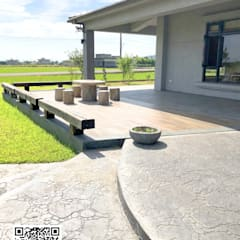 حديقة Zen تنفيذ 艾莉森 空間設計