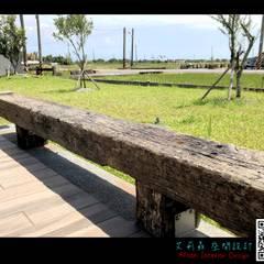 艾莉森 空間設計:  tarz Zen bahçesi