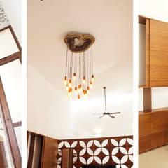 Loft Casa 53: Baños de estilo  por Escaleno Taller de Diseño