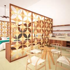 Loft Casa 53: Cocinas de estilo  por Escaleno Taller de Diseño