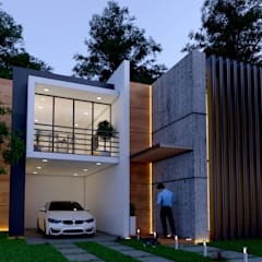 Single family home by ELOARQ
