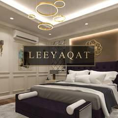 Interior Design classic Kamar Tidur Klasik Oleh PT. Leeyaqat Karya Pratama Klasik