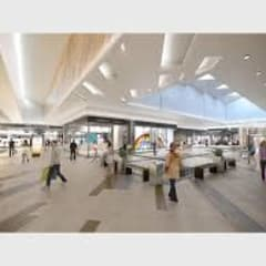 Imported and supplied Springs mall with tiles:  Shopping Centres by Italian Vibes PTY