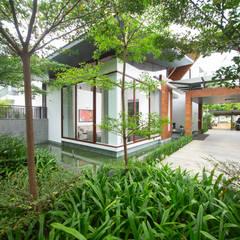 فيلا تنفيذ Kembhavi Architecture Foundation,