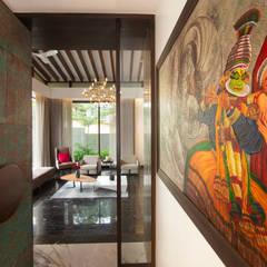 Artisan:  Corridor & hallway by Kembhavi Architecture Foundation