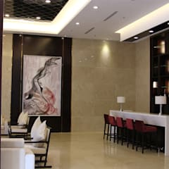 SHOWROOM DOCKLANDS:  Khu Thương mại by VAN NAM FURNITURE & INTERIOR DECORATION CO., LTD.