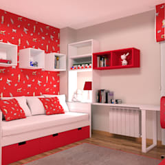 Boys Bedroom by PLAN B INTERIORISMO