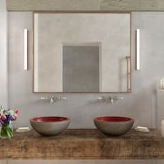 Bathroom by architetto stefano ghiretti, Eclectic