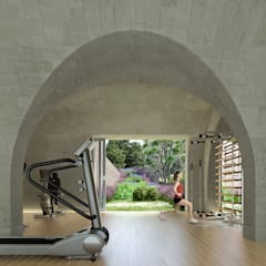 eclectic Gym by architetto stefano ghiretti