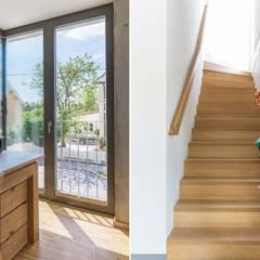 EFH in Weilheim:  Treppe von WSM ARCHITEKTEN