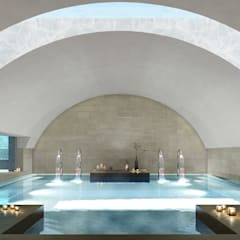 eclectic Pool by architetto stefano ghiretti