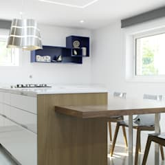 Kitchen units by AtelierAtelier