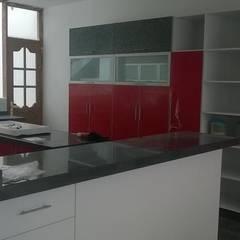 Cocina : Muebles de cocinas de estilo  por ARDI Arquitectura y servicios,