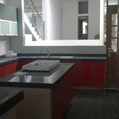 Cocina : Muebles de cocinas de estilo  por ARDI Arquitectura y servicios