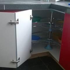 Cocina : Cocinas equipadas de estilo  por ARDI Arquitectura y servicios