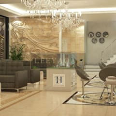 Interior Design Marketing Gallery:  Gedung perkantoran by PT. Leeyaqat Karya Pratama