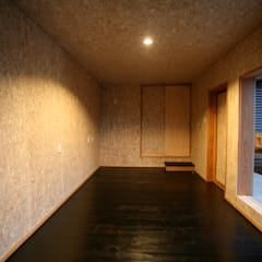Estudios y oficinas de estilo  por 株式会社高野設計工房