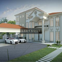 Detached home by PT. Leeyaqat Karya Pratama