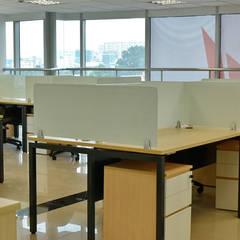 VĂN PHÒNG WPL INTERNATIONAL TẠI TP HCM:  Phòng học/Văn phòng by CÔNG TY TNHH SXTM DV & TRANG TRÍ NỘI THẤT VĂN NAM