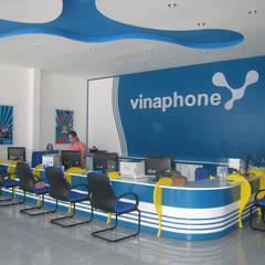 ĐIỂM GIAO DỊCH VĂN PHÒNG VINAPHONE:  Văn phòng & cửa hàng by CÔNG TY TNHH SXTM DV & TRANG TRÍ NỘI THẤT VĂN NAM