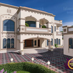 Dazzling House Design:  Patios by Luxury Antonovich Design, Classic